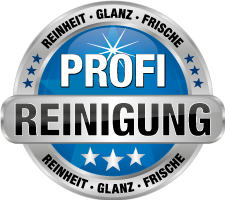 Profi Reinigung Button